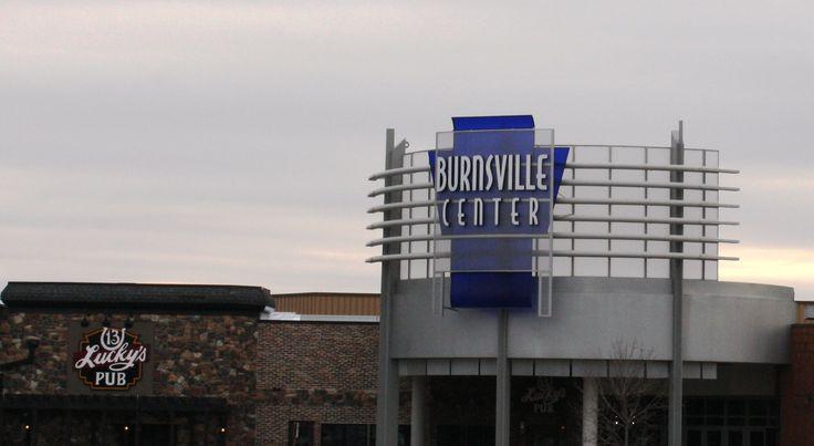 Burnsville Center and Lucky's 13 Pub!  Dan Gustafson