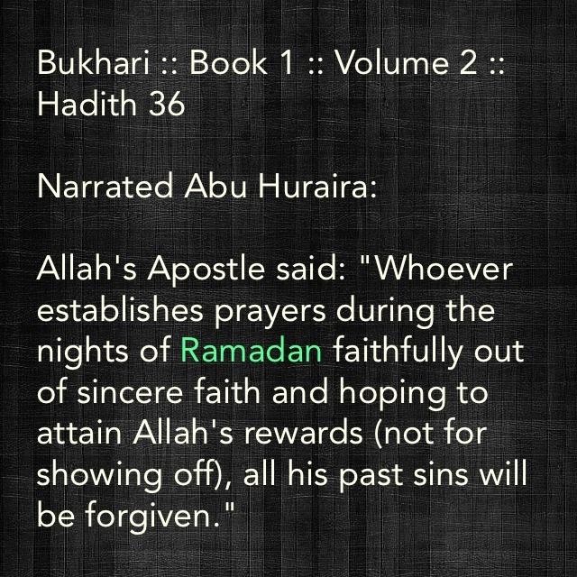Night of Ramadan