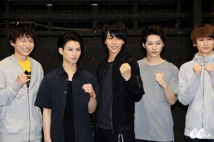『男水!』はドラマから舞台へ!松田凌、経験と等身大の芝居に「自信」