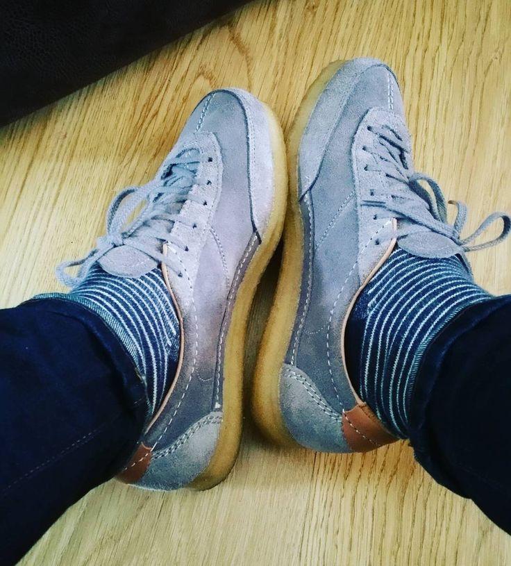Clarks Torcourt On Feet