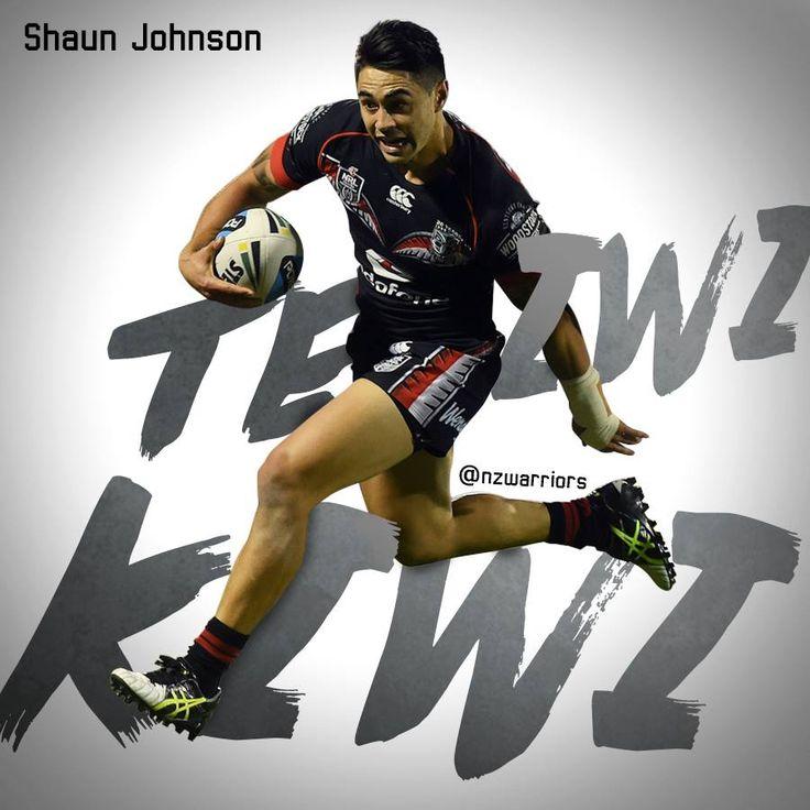 """Shaun Johnson """"The Magician"""" √"""