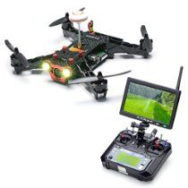 Eachine Racer 250 FPV Quadcopter Drone with HD Camera Eachine I6 2.4G 6CH Transmitter 7 Inch 32CH Monitor RTF Mode 2  http://astore.amazon.com/actionconsume-20/detail/B017BGDT12