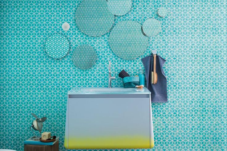 20 idee per arredare un bagno piccolo BIREX Campus, Design Imago design, è un mobile bagno compatto e con lavabo integrato. birex.it