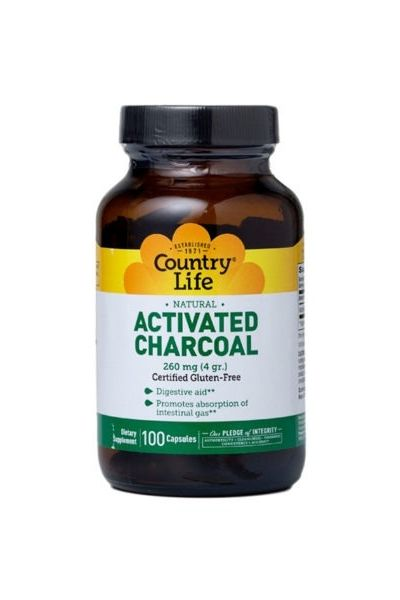 We love charcoal in any and every form—ingestible, topical, etc. After a few cocktails, taking a charcoal pill with water before bed helps the body process the 'poison' aka alcohol and results in a much more pleasant morning-after. It has a similar effect in beauty products, absorbing and ridding the skin of toxins.