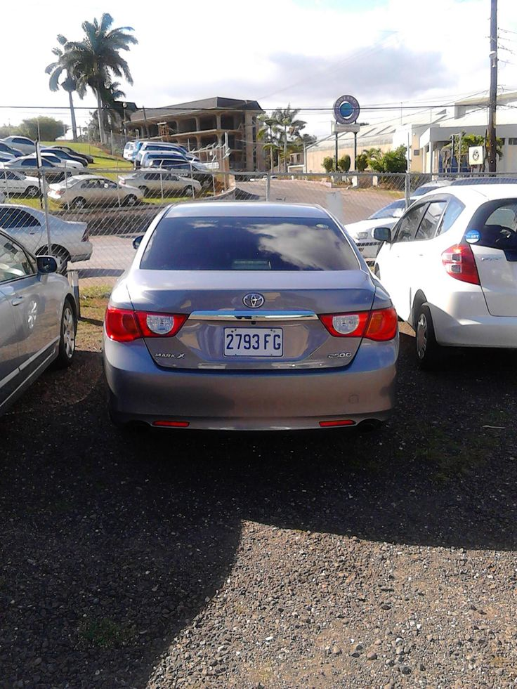 Get Quality Jamaican Used Cars (With images) Used cars