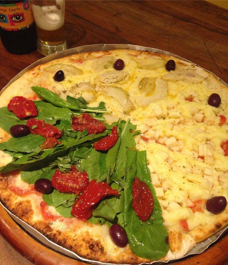 """170 curtidas, 16 comentários - Menu Sem Glúten (@menusemgluten) no Instagram: """"E hoje, finalmente vim provar a pizza da @pizzasforfun sem glúten, sem contaminação cruzada e…"""""""