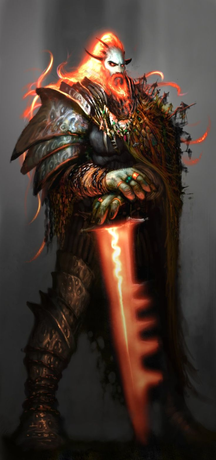 """This is Ares from the game """"God of War"""". Ares is also one of the Greek gods they used to worship and was defined as the """"God of war"""". They now use him in video games such as """"God of War"""". -Cole F."""