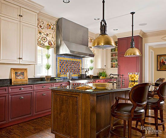 Best 25 Two Toned Cabinets Ideas On Pinterest Redoing