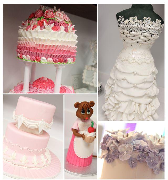 Pinwheel On Cake