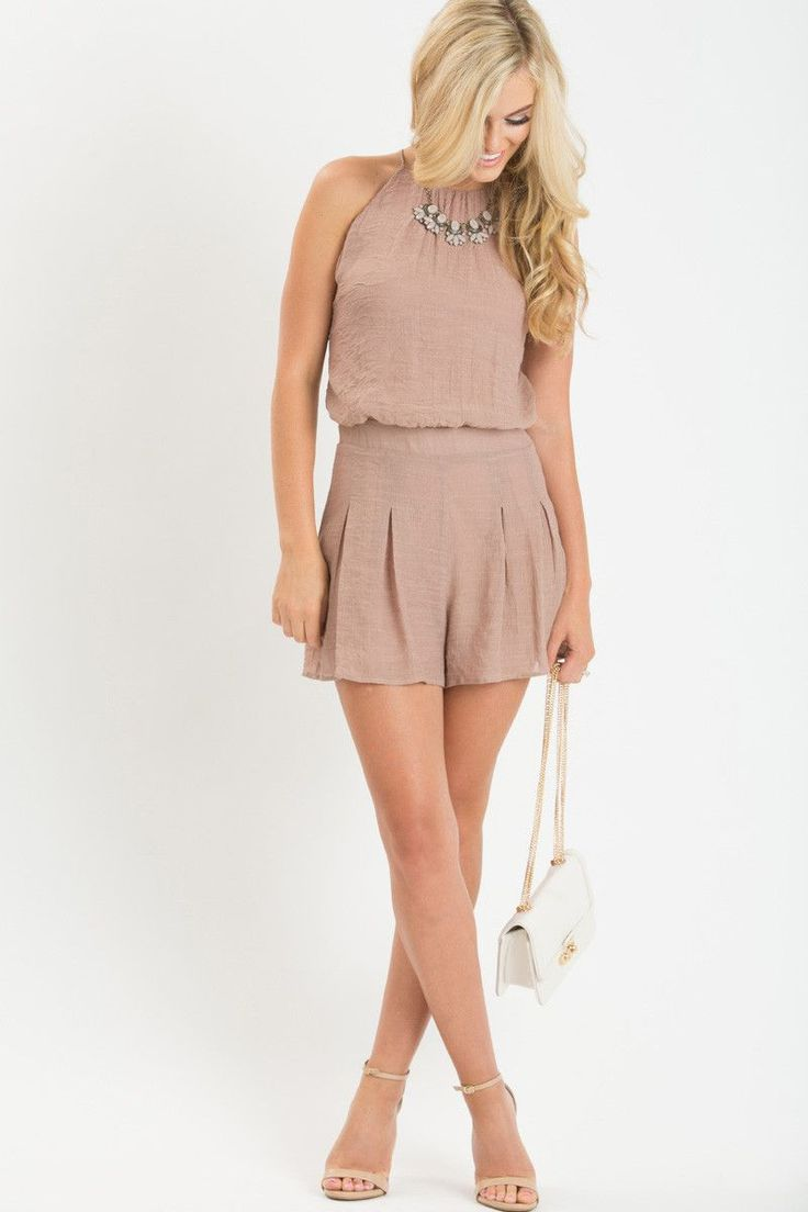Dressy Rompers for Women, Women's Date Night Outfit Ideas, Women's Boutique