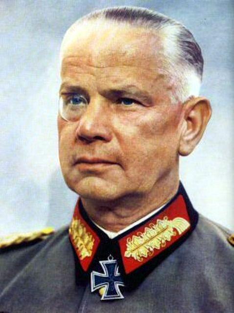 ■ Generalfeldmarschall Walter von Reichenau