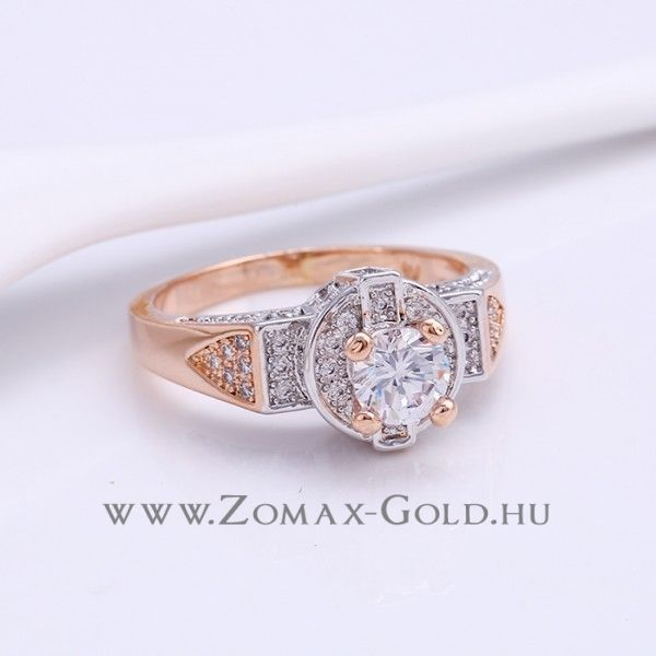 Natalia gyűrű - Zomax Gold divatékszer www.zomax-gold.hu