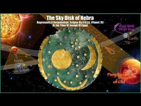 The Nebra Sky-Disc - Howard Crowhurst  9033b604166f0c2b18db41c72cad80bf