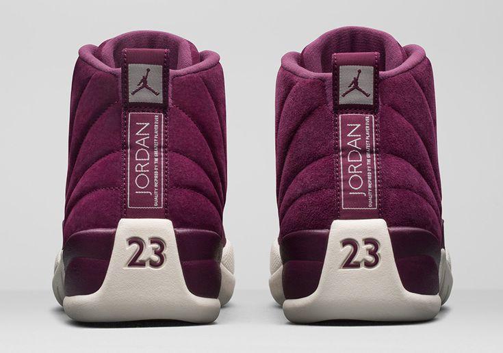 """Nike Air Jordan XII """"Bordeaux"""""""