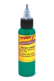 Eternal tattoo ink Grass Green color supply in india mumbai : Eternal tattoo ink Grass Green color supply in india mumbai | zaheerhamidbatli