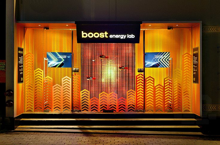 urbantainer adidas boost energy lab store seoul south korea