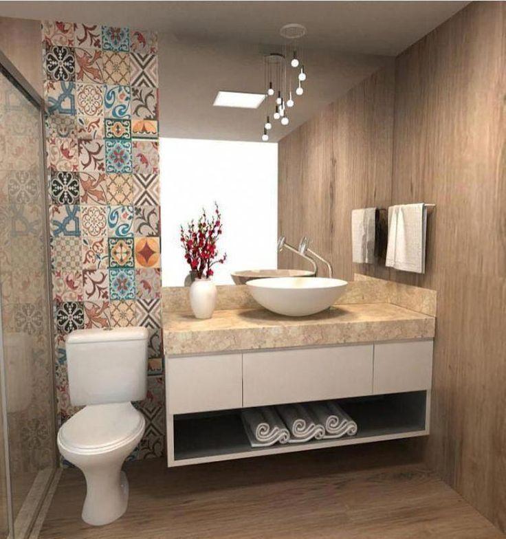 Colorful bathrooms (2020) Arredamento bagno, Design