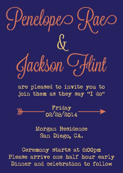 "Say ""I do"" with these new designs for #weddinginvitations"