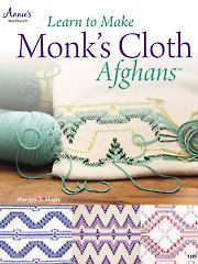 Monk's Cloth/Swedish Weaving Designs - Learn to Make Monk's Cloth Afghans