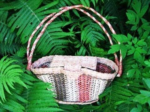 Volumetric holder for a basket. Part 10.