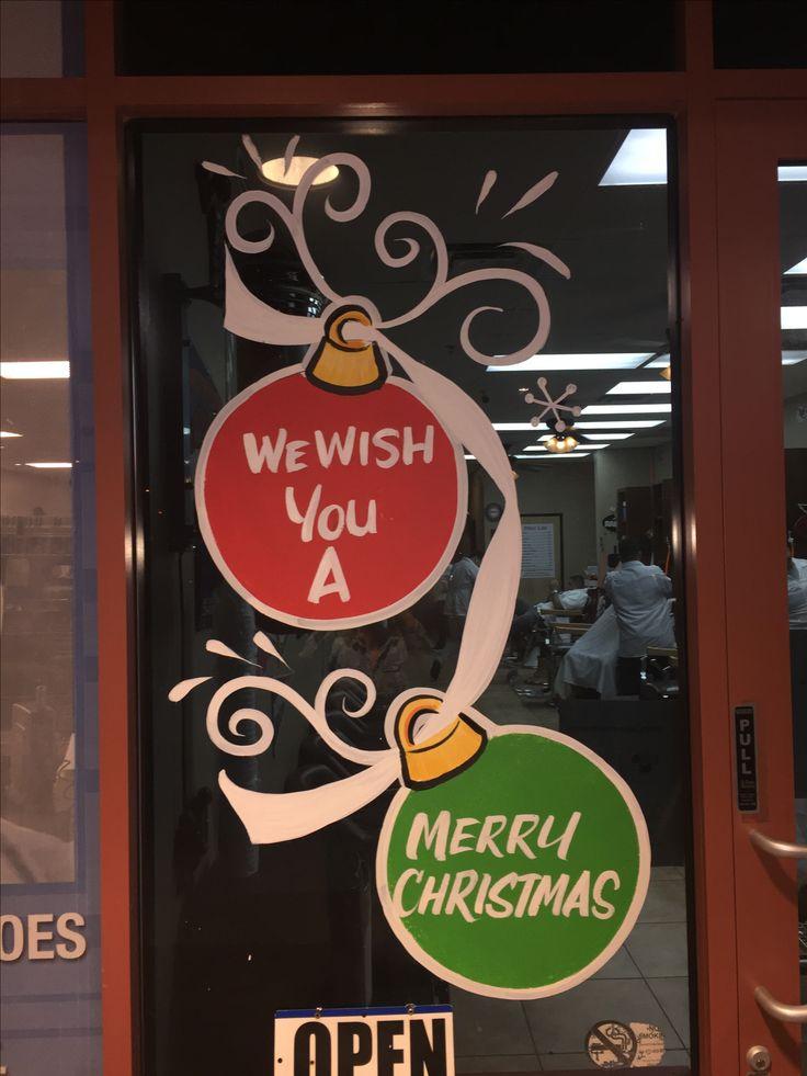 Christmas Windowpainting