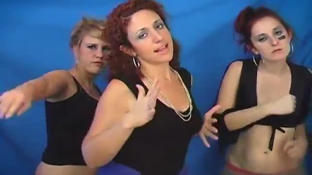 Drunk Girls Reenact A Music Video- Waterfalls