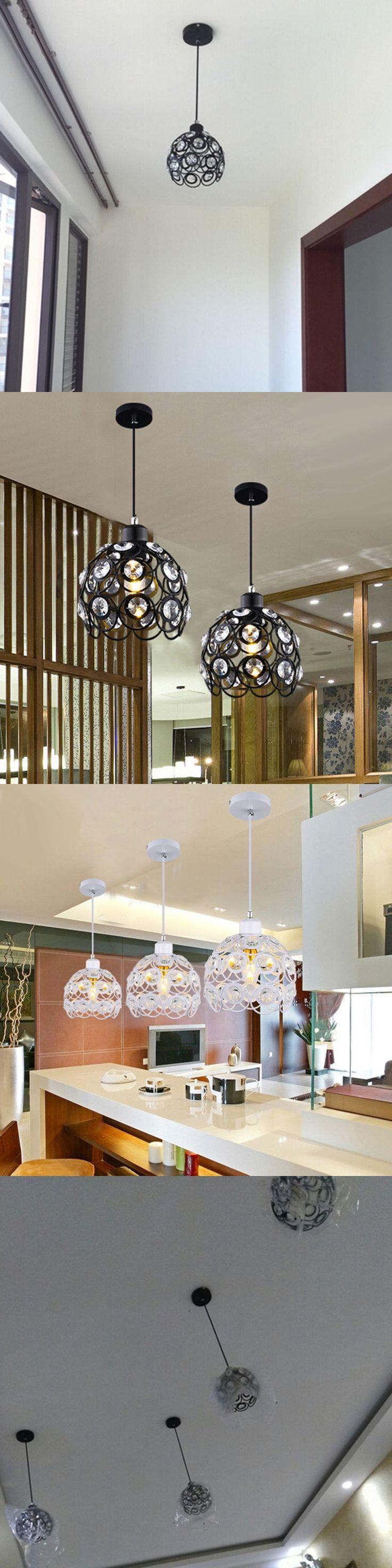 Best 25 black iron chandelier ideas on pinterest black 5w modern crystal pendant lamps design whiteblack iron chandelier for home lights bar living arubaitofo Choice Image