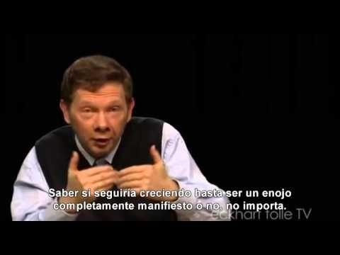 Eckhart Tolle: Manejando el enojo, la resistencia y el pesimismo (Español)  Ideas Desarrollo Personal para www.masymejor.com