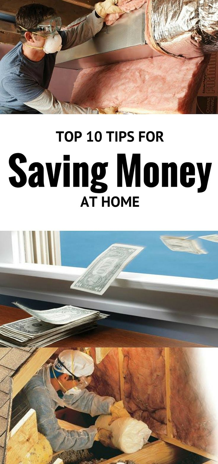 The top 10 tips for saving money at home home inspection for Home inspection tips
