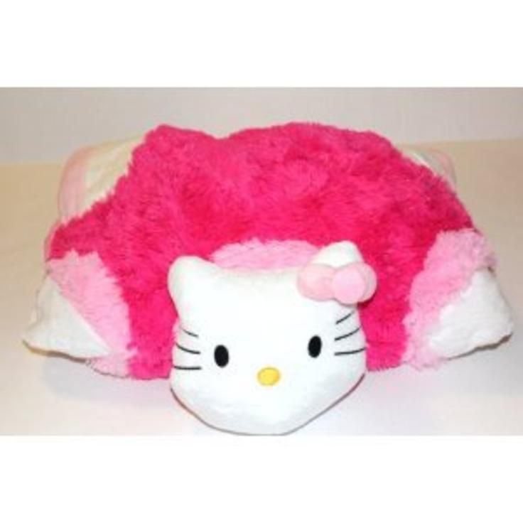 Hello Kitty Cuddle Pillow: 49 Best Pillow Pets Images On Pinterest