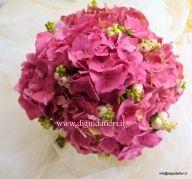 Bouquet da sposa con ortensia fucsia | Fiorista Roberto Di Guida - i miei bouquet preferiti