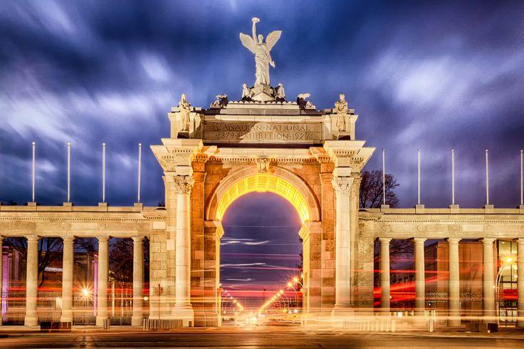 Princes' Gate - Exhibition Place