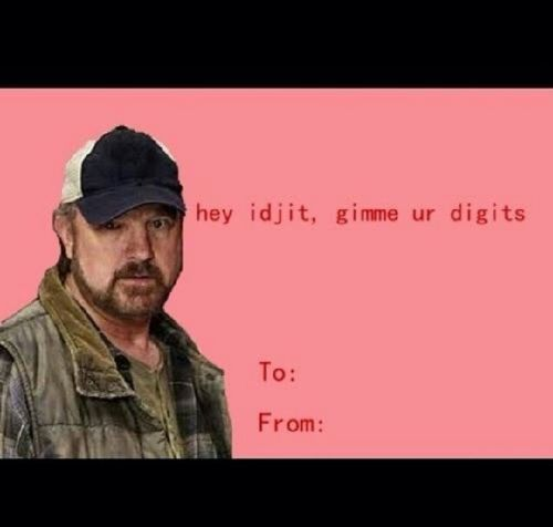 Pix For U003e Tumblr Valentines Day Cards Supernatural