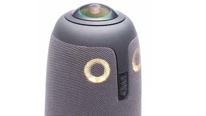 Meeting Owl je 360stupňová konferenční kamera ve tvaru sovy