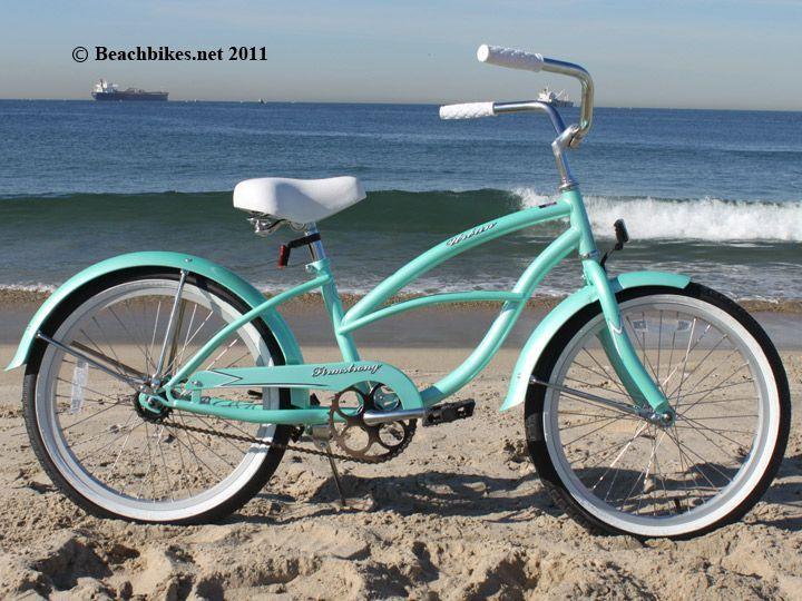 Girls' 20 Inch Bike - Firmstrong Urban Girl, Mint Green