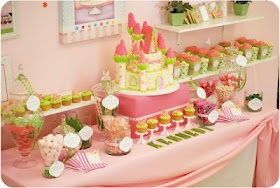 Six Sisters' Stuff: 25 Creative Girl Birthday Party Ideas {party themes}