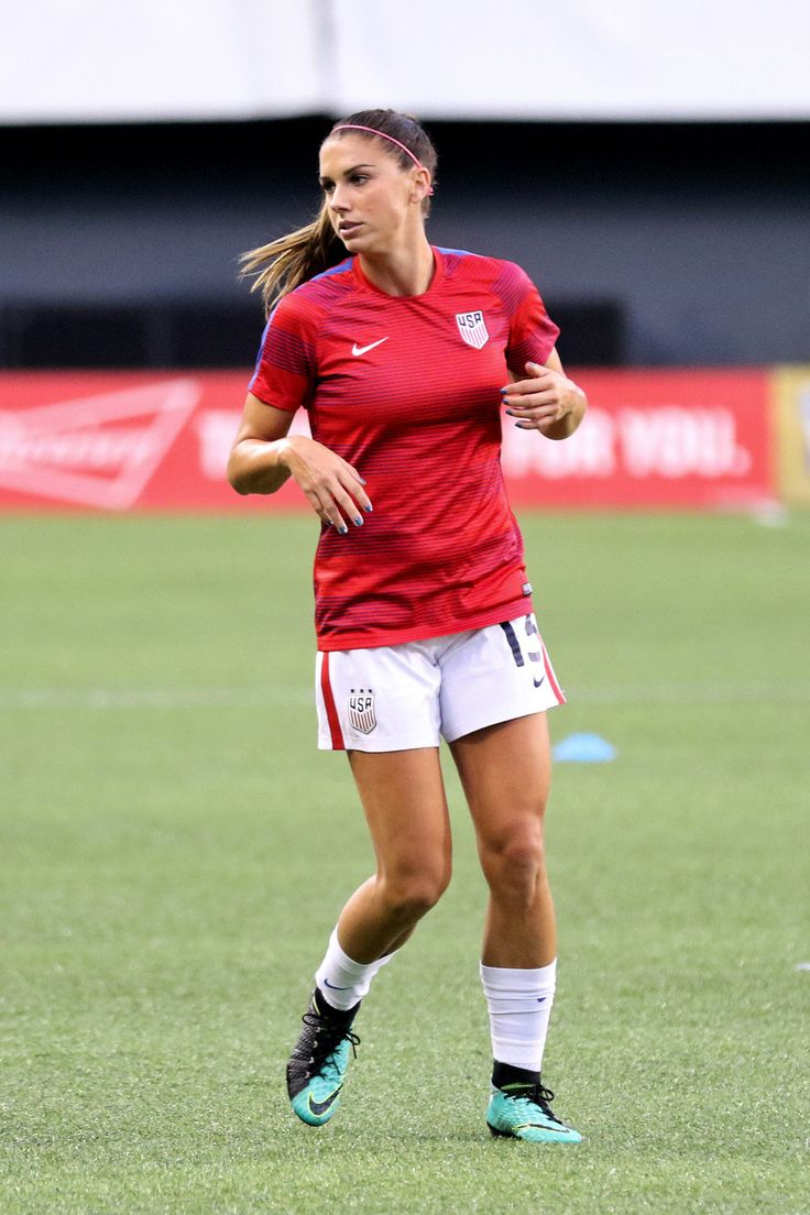 Alex Morgan  September 19, 2017