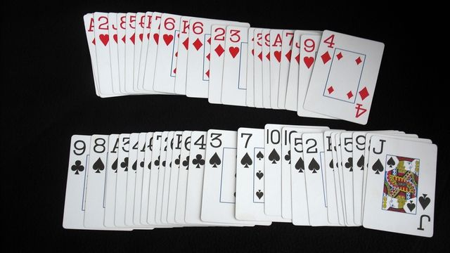 The Best Card Trick for Young Kids to Learn and Do - Find a Card: The Secret