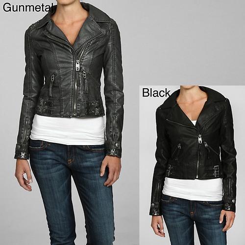 Miss Sixty studded motorcycle jacket