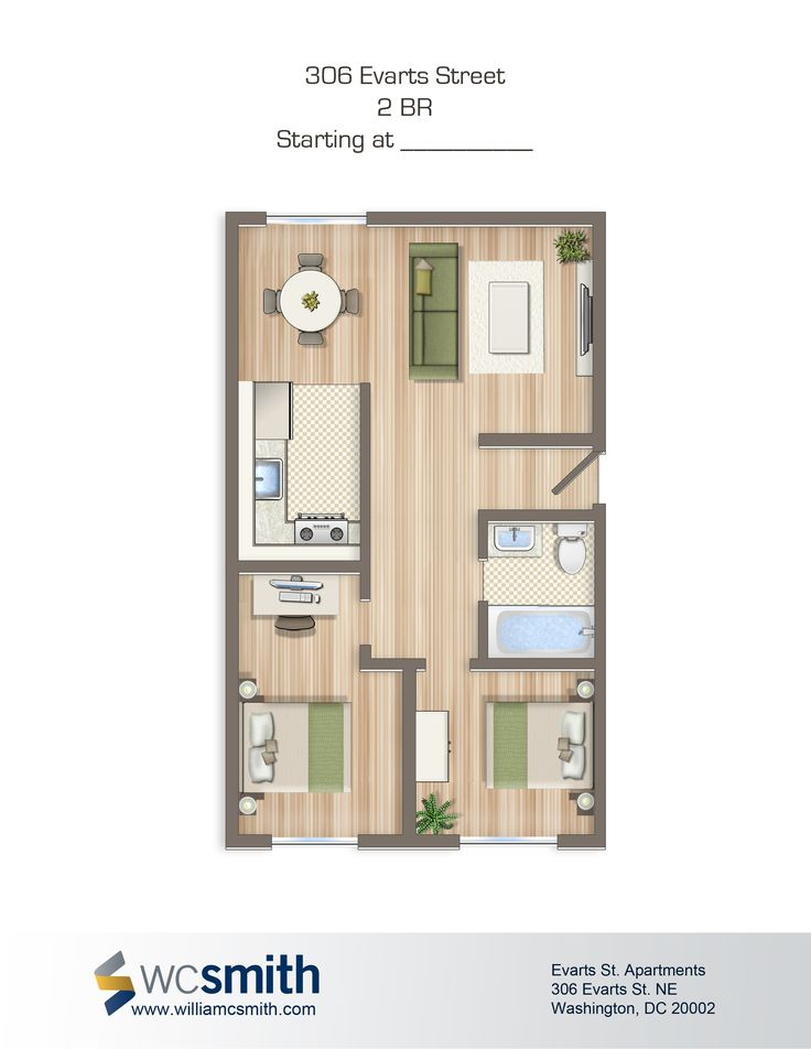 2 Bedroom Apartments For Rent In Dc Mesmerizing 10 Best Richman Images On Pinterest  Deck House Porch And Patio Inspiration Design