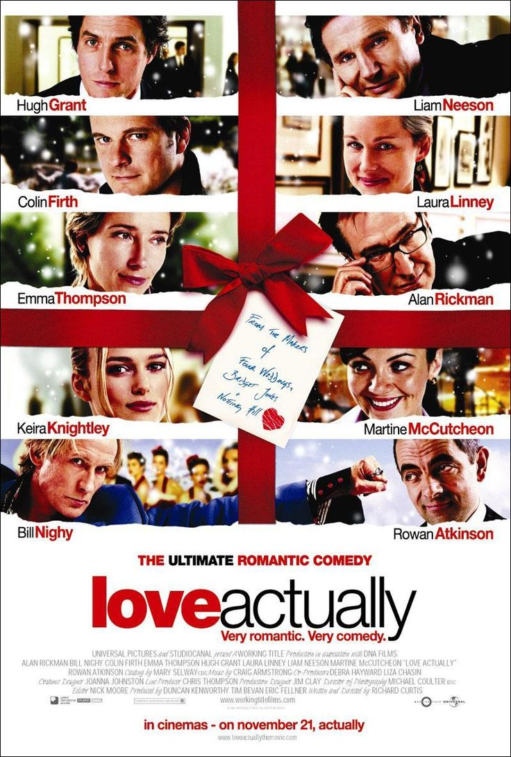 love actually | hugh grant | christmas movies | holiday movies | xmas movies | best holiday movies | kiera knightly | colin firth