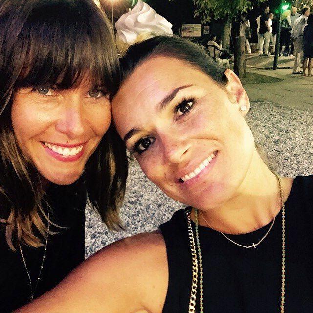 #AlenaSeredova Alena Seredova: #CzechChics di nuovo insieme ... @karolina_bartova