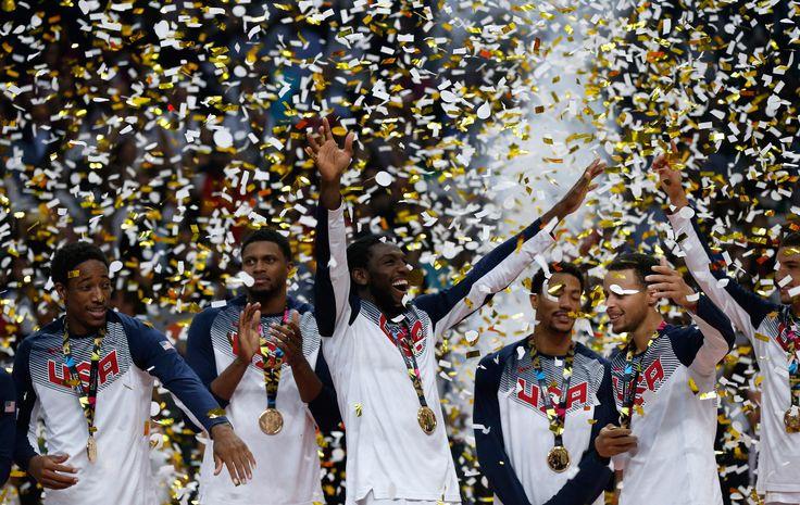 Rio 2016: saiba como está a corrida olímpica pelas vagas no basquete #globoesporte