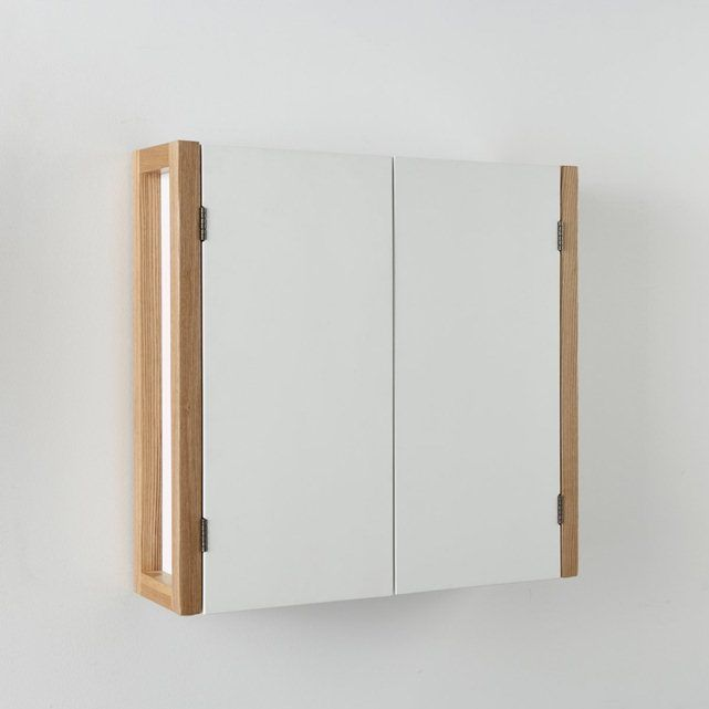 Compo 2-Door Tall Bathroom Unit, Wall-Hanging La Redoute Interieurs : price, reviews and rating, delivery. Description of Compo 2-door tall unit: 2 doors with magnetic fastening. 1 shelf. Your Compo 2-door tall unit is self-assembly. Features of Compo 2-door tall unit: Oak sides Lacquered matt MDF unit and doors with a nitrocellulose varnish finish. Size of Compo 2-door tall unit: Overall size: Length: 65 cm Height: 60 cm. Depth: 18 cm. Usable size: Length 55.4 x height 55.2 x depth 15.7 cm…