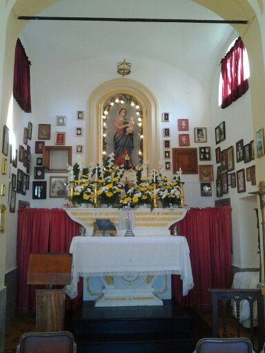 Chiesetta di campagna madonna del rosario
