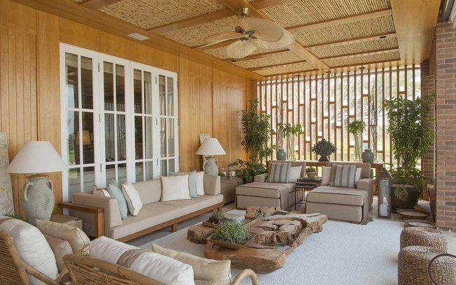 Casas de praia e campo – Inspirações Beach and Country Style