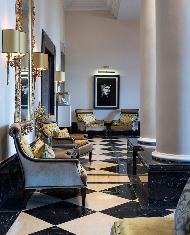 Attractive Grandhotel Schloss Bensberg Die Raumplaner Von FINE ROOMS Aus Berlin  Adaptieren Die Farbwelt Des Barock