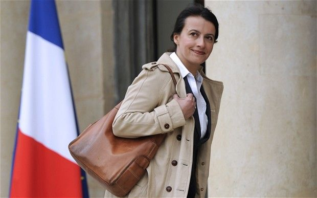 #French #Housing #Minister, Cecile Duflot