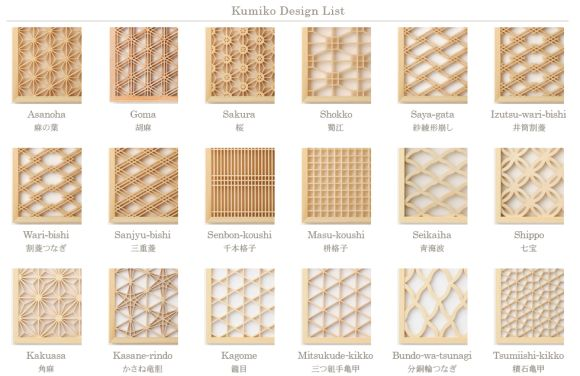 Kumiko: The exquisitely delicate side of traditional Japanesewoodwork | RocketNews24