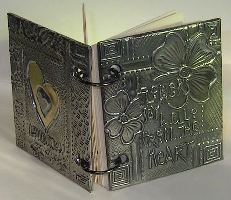 Pewter Book cover